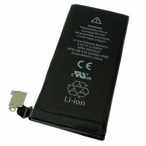 NEW-REPLACEMENT-HIGH-CAPACITY-BATTERY-INTERNAL-LI-ION-FOR-IPHONE-4-4G-1420mAh