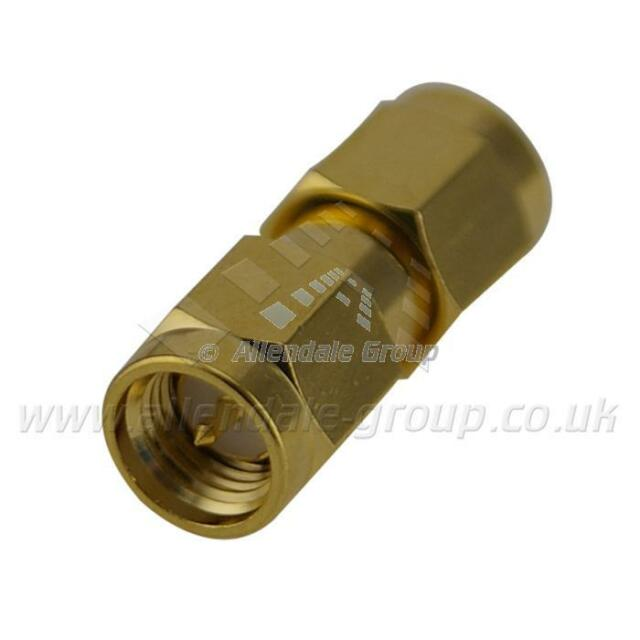 SMA Male to SMA Male Adaptor GSM Cable Barrel Connector