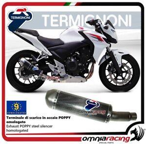 Termignoni-RELEVANCE-Tubo-de-Escape-poppy-Honda-CB500F-CBR500RR-13-gt-15