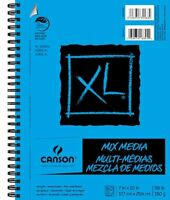 Canson Multi Media Paper Pad, Xl Series 60 Pages, 7inch X 10inch , New, Free Shi on sale