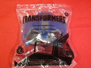 Transformers-4-2016-McDonalds-Optimus-Prime-Toy-Mask-MIP-Un-Opened
