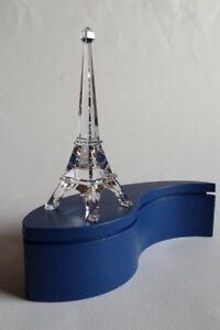 dd62c5470b169 Details about Swarovski, Eiffel Tower Paris, Art No 5038300.Include Display