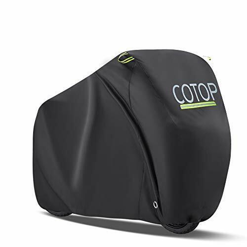 210T//210D Nylon Imperméable Bicyclette Couverture Protection UV Anti COTOP XL Bike Cover