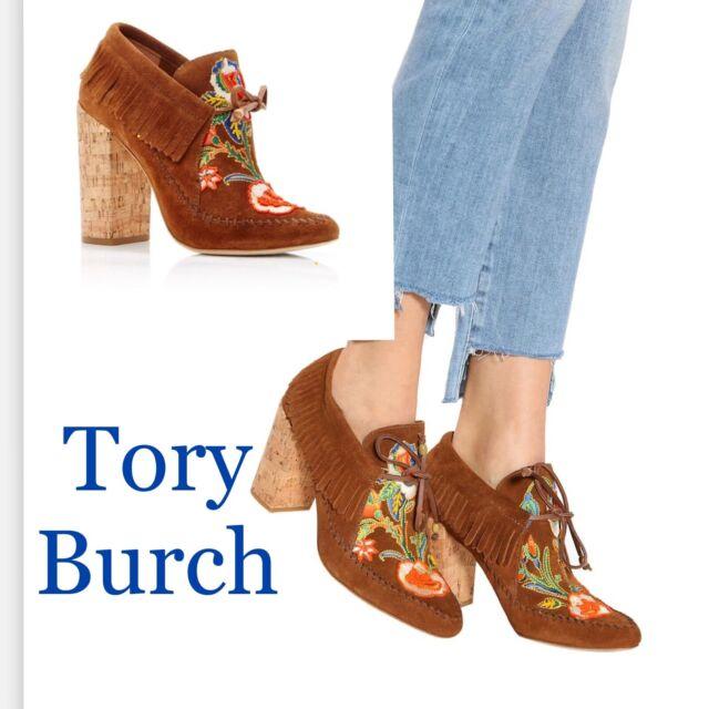 Tory Burch Huntington 90mm Fringe