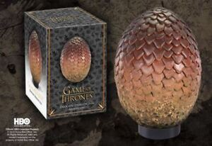 The-Noble-Collection-A-Game-Of-Thrones-DROGON-EGG-Rosso-20-3CM
