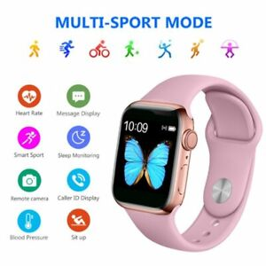 2021 Fashion Activity Tracker Smart Watch Electronic Pedometer For Fit Bit Gift