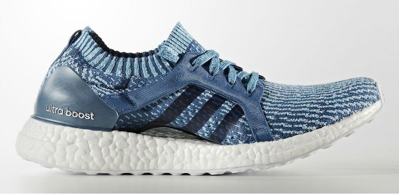 NEW WOMENS ADIDAS ULTRABOOST X PARLEY SNEAKERS BB1978-RUNNING-SIZE 7.5,8