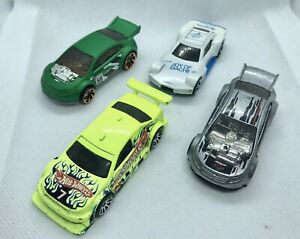 Hot-Wheels-Bundle-Street-Racing-Car-JOBLOT-Coleccionable-DIE-CAST
