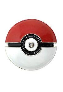 Pokemon-POKE-BALL-3D-Metal-Enamel-BELT-BUCKLE