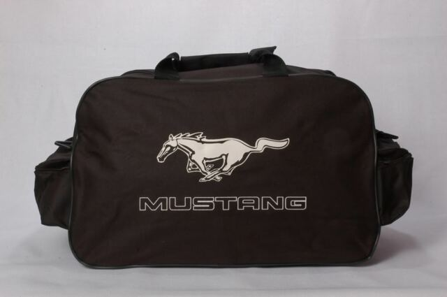 Saleen Logo Duffle Travel Sport Gym Bag Backpack