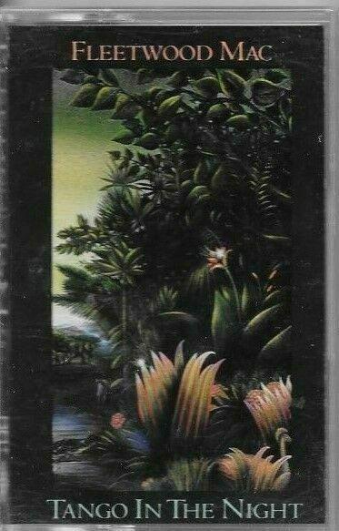 Fleetwood Mac - Tango in the Night - Cassette Tape