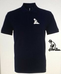67ac6631 Details about Personalised Lawn Bowls Polo Shirts Men / Ladies