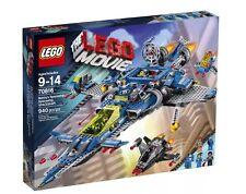 LEGO Movie 70816 Benny's Spaceship, Spaceship, Spaceship! Building Set NEW