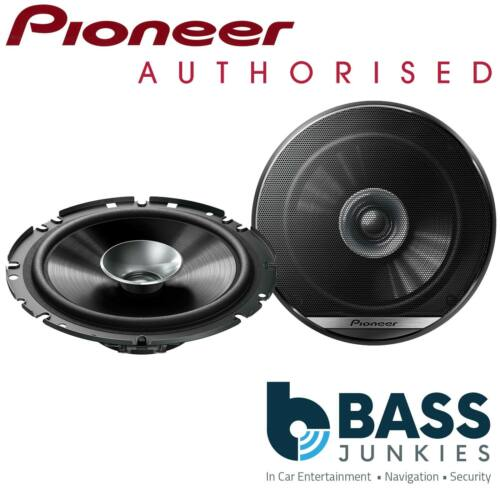 Ford S-Max 2006 On Pioneer 560W 17cm Dual Cone Front Rear Door Car Speaker Kit