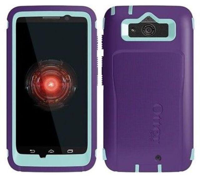 quality design 48865 c7e12 OtterBox Defender Case for Motorola Droid Mini Xt1030 Verizon Lily Purple
