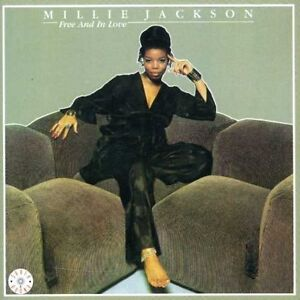 Millie-Jackson-Free-amp-in-Love-New-CD-UK-Import