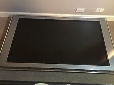 """Sony Bravia KDL-52XBR2 52"""" 1080p LCD HDTV-Silver with Clear Floating Glass"""