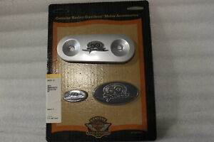 Neuf-OEM-NOS-Harley-Sportster-50TH-Commemoration-Collection-Kit-Air-Souffle