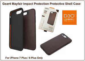 Gear4-Mayfair-Brown-Shockproof-Protective-Case-Cover-for-iPhone-7-Plus-amp-8-Plus