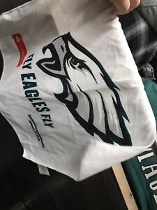 Image is loading Philadelphia-Eagles-NFC -Conference-Championship-Rally-Towel-Super- e50f81843