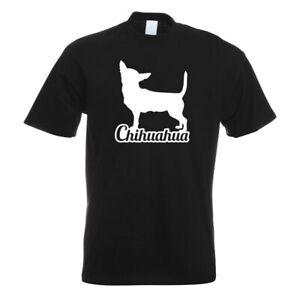 Chihuahua-techichi-T-shirt-motif-imprime-Funshirt-Design-Print