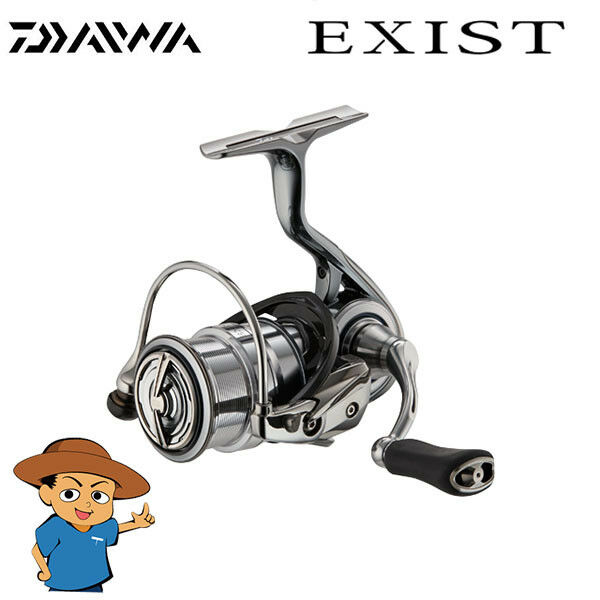 Daiwa EXIST FC LT2500S-CXH fishing spinning reel 2018 MADE IN JAPAN MODEL