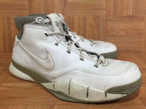 Gris 1 Patente Blanco Zoom De Baloncesto Zapatillas I 313143 Nike 111 Claro 13 Raro Sz xzS8qaz