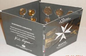 Europaeische-Waehrungs-Edition-Malta-KPS-Euro-2008-KPS-Maltesische-Lira
