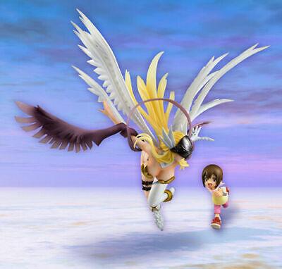 Anime 2pcs//Set GEM Digimon Yagami Taichi Hikari Koromon Nyaromon Figure New NB
