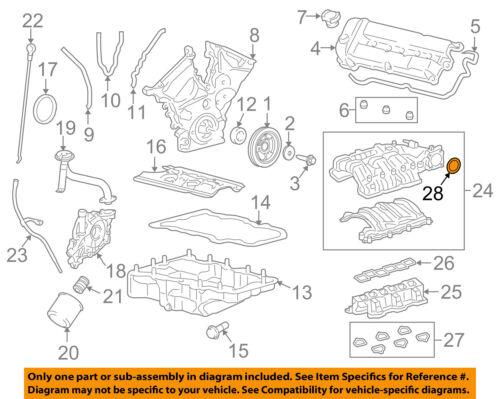 FORD OEM Throttle Body-Gasket 9L8Z9E936A