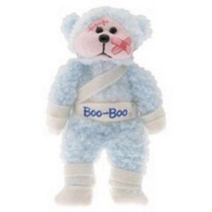 Image is loading SKANSEN-BEANIE-KID-BOO-BOO-THE-HOSPITAL-BEAR-  sc 1 st  eBay & SKANSEN BEANIE KID BOO-BOO THE HOSPITAL BEAR