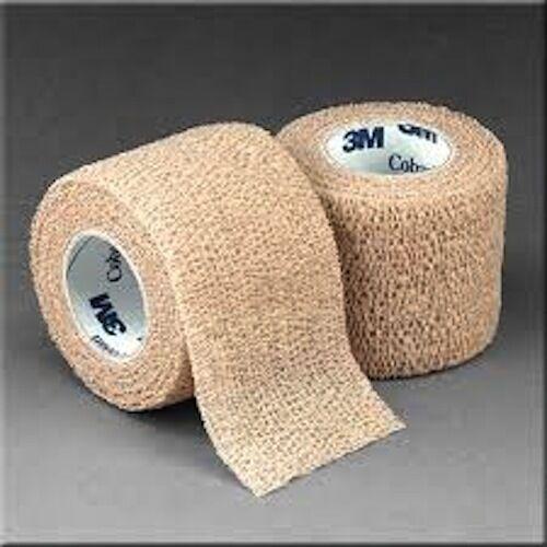 Ship 4 Cvs Generic For 3m Coban Self Adherent Bandage Wrap 2