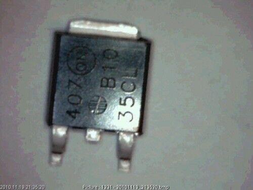 Diode Schottky MBRD1035CTL B1035CL 35V 10A SMD