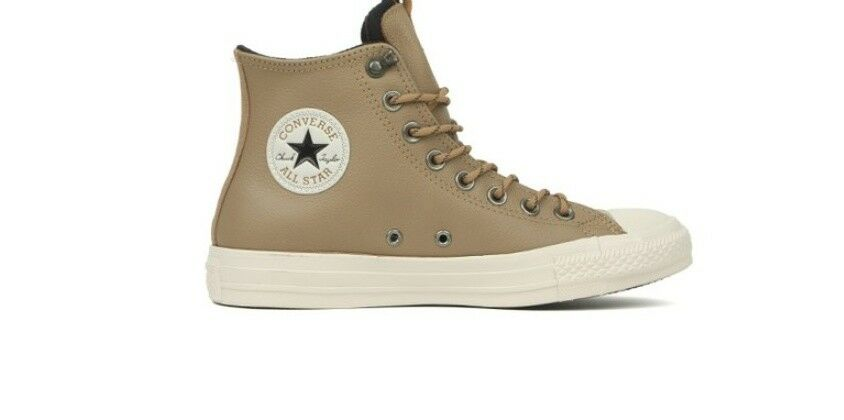 CONVERSE CHUCK TAYLOR ALL STAR LEATHER BROWN 162385C