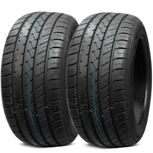 2-New-Lionhart-LH-Five-285-30ZR20-99W-XL-All-Season-Ultra-High-Performance-Tires