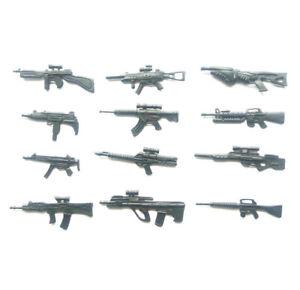 Lot-12pcs-Weapons-Guns-Accessories-For-3-75-034-GI-JOE-Action-FigureToy