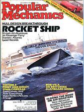 Popular Mechanics Magazine December 1990 Rocket Ship EX 021516jhe