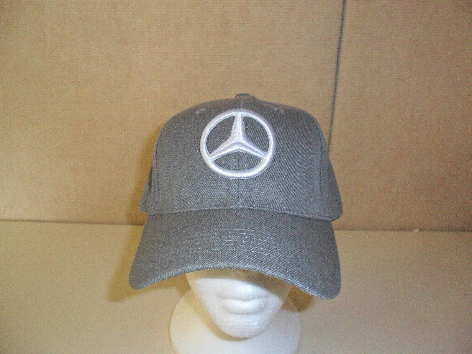 MERCEDES-BENZ TEAL HAT TEAL MERCEDES-BENZ FREE SHIPPING GREAT GIFT 48091a
