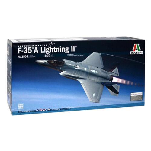 Italeri #2506  1//32 LOCKHEED F-35A LIGHTING II