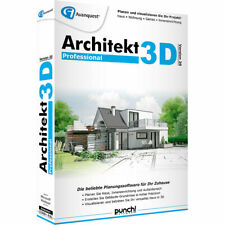 Architekt 3d X9 Professional Dvd Win Haus Appartement Garten Privacy Suite 17 Ebay