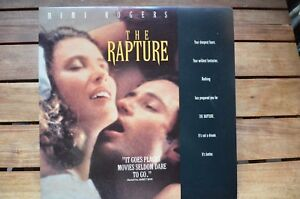 THE-RAPTURE-Mimi-Rogers-D-Duchovny-NEW-LaserDisc-FREE-Post-mmoetwil-hotmail-com