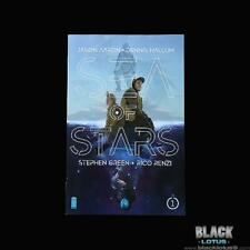 Sea of Stars #1 a Cover Space Trucker Father Son Image Comics 1st Print NM 2019