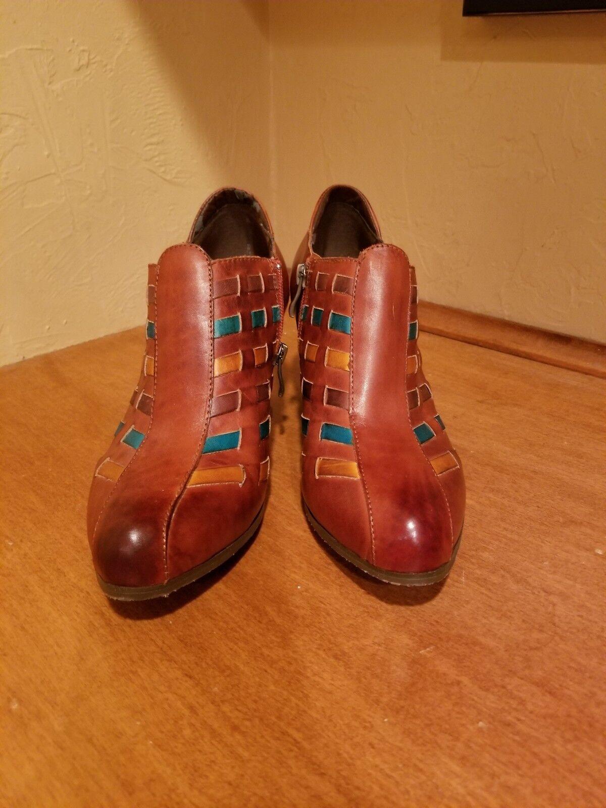risparmia il 35% - 70% di sconto L'ARTISTE By Spring Step Leather Ankle stivali stivali stivali  centro commerciale di moda
