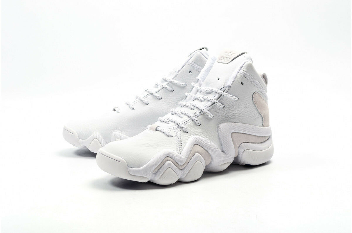 Adidas Originals Crazy 8 Adv ASW White Basketball Leather Men New shoes CQ0990