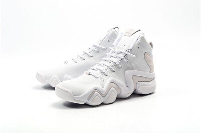 promo code 5813c 5fbb8 Adidas Originals Crazy 8 Adv ASW White Basketball Leather Men New Shoes  CQ0990