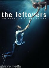 The Leftovers Second Season Two 2 (DVD 2016 3-Disc Set) FREE SHIPPING NEW
