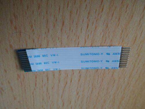 NUOVO * FFC Cavo 11 poli 50mm lungo rm1 AWM 2896 80c vw-1 Sumitomo-Y