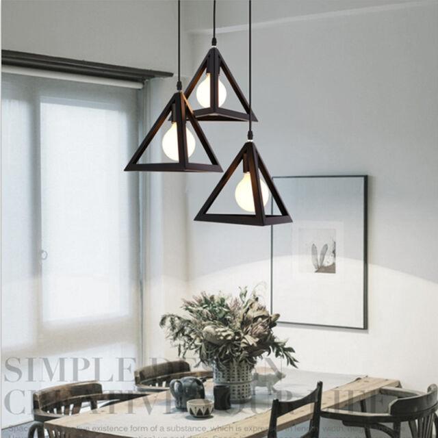 Kitchen Pendant Light Bedroom Lamp Bar Ceiling Light: Black Chandelier Lighting Kitchen LED Ceiling Lights Bar