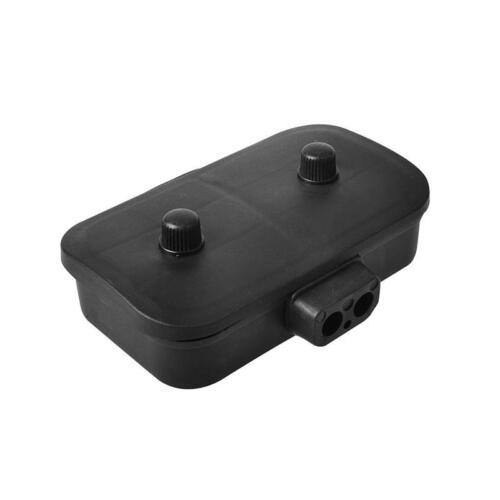 Verteiler Dose Kasten,10 polig Kunststoff Verbindungs Kabel Anhänger Auto KFZ