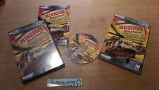 MISSION BLACKHAWK / MICROSOFT FLIGHT SIMULATOR X // PC CD-ROM FR PAL COMPLET